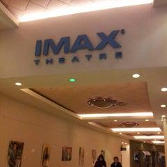 Photo taken at IMAX Theatre Showcase by Pablo on 7/25/2012