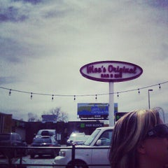 Photo taken at Moe's BBQ by John C. on 4/5/2012