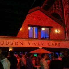 Photo taken at The Hudson River Cafe by Annie ʚϊɞ Z. on 6/9/2012