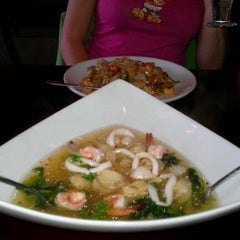 Photo taken at Talay Thai by Sarah L. on 9/20/2011