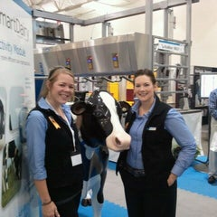 Photo taken at World Dairy Expo by Stephanie R. on 10/5/2011