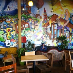 Photo taken at SPoT Coffee Elmwood Cafe by Molly J. on 1/1/2012