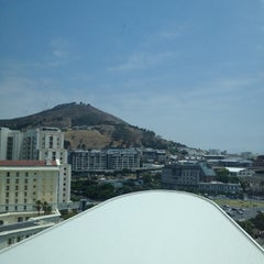 Photo taken at The Westin Cape Town by Sami M. on 1/20/2012