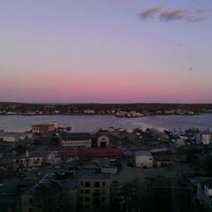 Photo taken at Holiday Inn Portland-By The Bay by Rambling D. on 4/6/2012