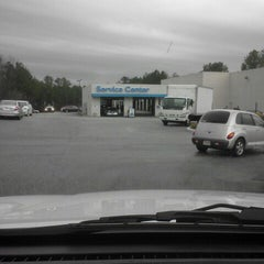 Photo taken at Carey Paul Honda by Kevin M. on 2/24/2012