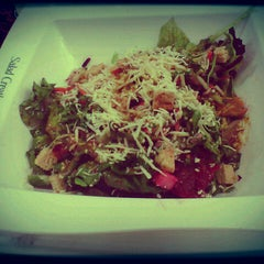 Photo taken at Salad Creations by Joiiicita M. on 8/1/2012