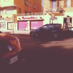 Photo taken at Pizzeria Le Due Palme by Lino on 3/21/2012