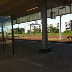 Photo taken at Station Amsterdam Muiderpoort by Debbie L. on 5/1/2011