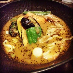 Photo taken at Soup Curry lavi エスタ(ESTA)店 by ひで on 6/24/2012