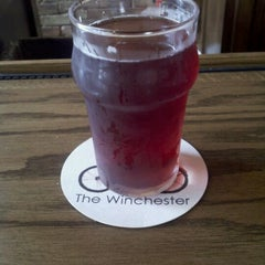 Photo taken at The Winchester by Alexandra W. on 6/22/2011
