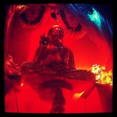Photo taken at Indian Lounge by Hedi K. on 10/20/2011