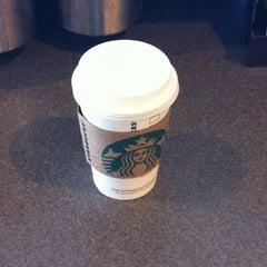 Photo taken at Starbucks by Svetlana Z. on 7/12/2012