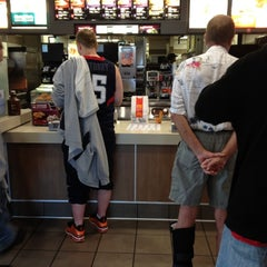 Photo taken at McDonald's by Fittedsole G. on 8/21/2012