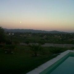 Photo taken at villa santa cruz del lago by Pablo on 12/9/2011