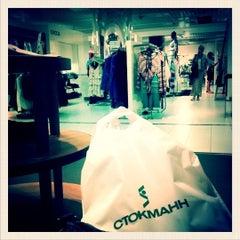 Photo taken at Стокманн by parfumernaja on 5/20/2012