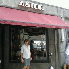 Photo taken at Bar Astor by Daniela d. on 9/8/2012