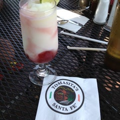 Photo taken at Tomasita's by TJ P. on 8/18/2012