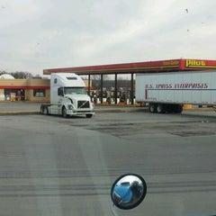 Photo taken at Pilot Travel Center by Trucker4Harvick . on 12/25/2011