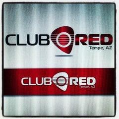 Photo taken at Club Red by mattx b. on 5/30/2012