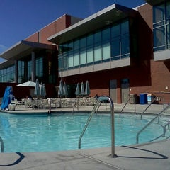 Photo taken at Student Recreation and Wellness Center by CJ L. on 3/21/2012