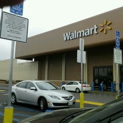 Photo taken at Walmart Supercenter by Lisa T. on 5/29/2012