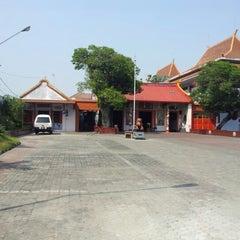 "Photo taken at Klenteng ""Hok Sian Kong"", Mojokerto by YulKoz on 8/8/2012"