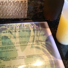 Photo taken at Crowley's Downtown by Taylor M. on 3/17/2012