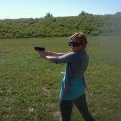 Photo taken at Finger Lakes Shooting Range by Ian H. on 9/21/2011