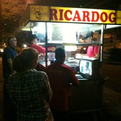 Photo taken at Ricardog by Marcio T. on 4/4/2012