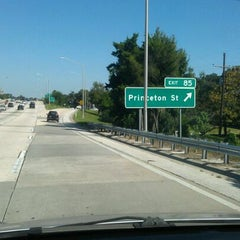 Photo taken at Interstate 4 by Victor P. on 10/14/2011