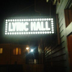 Photo taken at Lyric Hall Antiques & Conservation by Yvonne H. on 12/29/2011