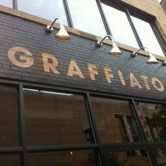 Photo taken at Graffiato by Matt G. on 7/2/2011