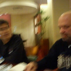 Photo taken at Washington Marriott Georgetown by Patricia R. on 1/11/2012