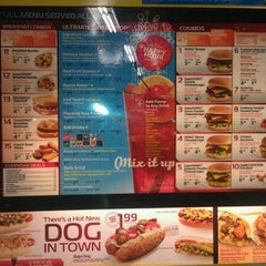 Photo taken at SONIC Drive In by Steve J. on 10/8/2011