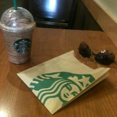 Photo taken at Starbucks by Kodi S. on 5/9/2012