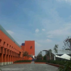 Photo taken at Centro Nacional de las Artes by Anaid44 on 3/14/2012