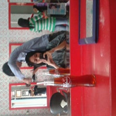 Photo taken at Fendri Salon by Natasha C. on 3/4/2012