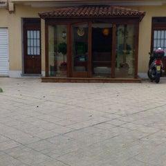 Photo taken at Panaderia Santa Cristina by ARA on 12/6/2011