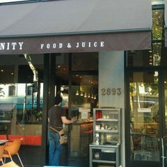 Photo taken at Community Food & Juice by Mark K. on 11/2/2011