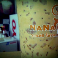 Photo taken at NANA COFFEE @ เมืองทองธานี C4 by NuenG_NaJaaa on 1/28/2012