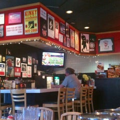 Photo taken at Windy City Pizza and BBQ by Lee P. on 10/9/2011