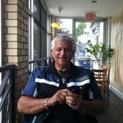 Photo taken at Ambrosia Taverna by Dawn J. on 8/19/2012