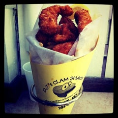 Photo taken at D.J.'s Clam Shack by Jason S. on 8/20/2011