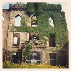 Photo taken at Smallpox Hospital by Lucius K. on 7/15/2012