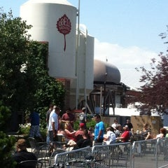 Photo taken at Odell Brewing Company by Tim H. on 6/16/2012