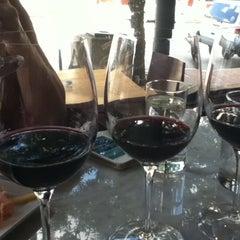 Photo taken at Cellar Wine Bar by Karen G. on 8/7/2011