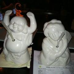 Photo taken at Sakura Japanese Restaurant by Lindsey J. on 4/17/2011
