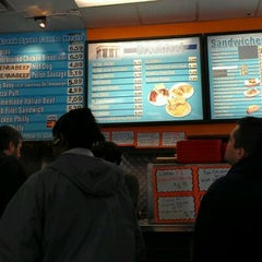 Photo taken at Mr. Greek Gyros by Feb S. on 10/28/2011