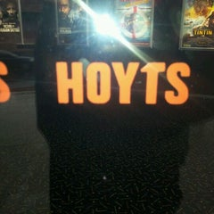 Photo taken at Hoyts by M F. on 1/25/2012