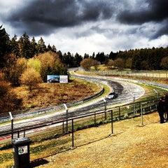 Photo taken at Nürburgring by Jürgen W. on 4/22/2012